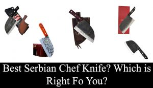serbian chef knife
