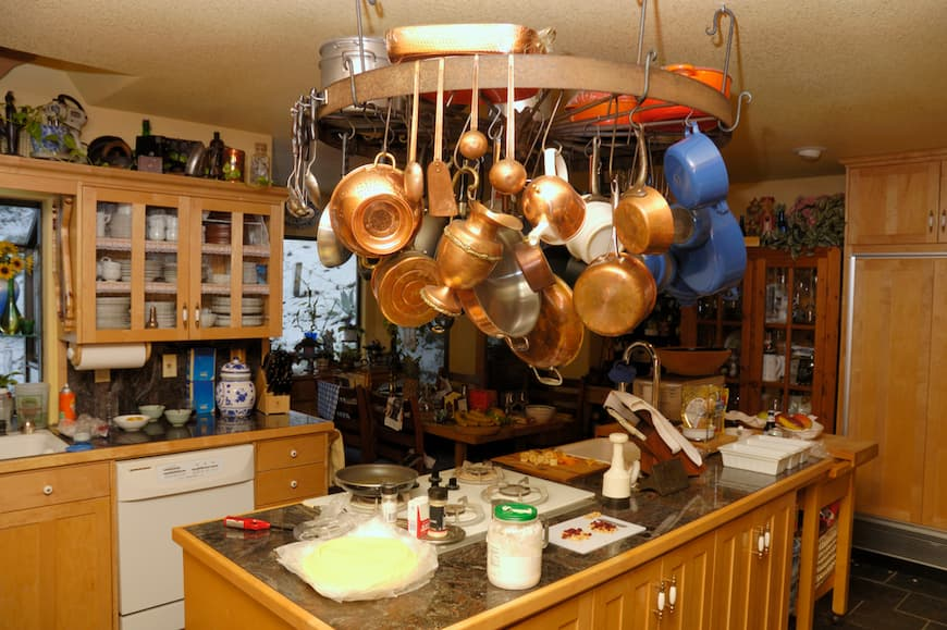 How To Clean Copper Pans