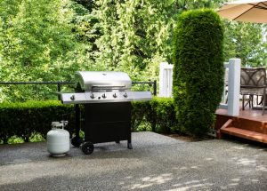 how to use a propane grill